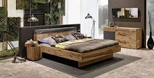 Wohnzimmer Nordischer Stil V Pur U2013 Schlafzimmer Naturholzmöbel In Eiche Altholz