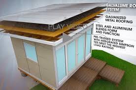 shed roof homes prefab modern sheds and backyard studios studio shed