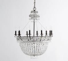 Bronze Chandelier With Crystals Floating Crown Crystal Bronze Chandelier