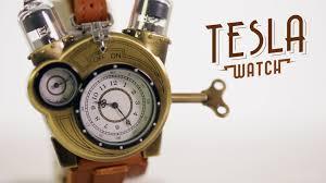 28 tesla watch tesla watch from thinkgeek youtube watch a