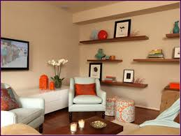 minimalist studio apartment decorating furniture blue sofa wooden