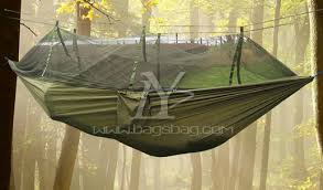 travle outdoor mosquito hammock military hammock with canopy lyz