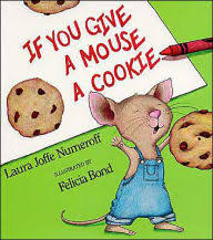 if you give a mouse a cookie big book by laura numeroff felicia