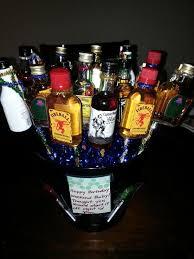 7 best liquor bouquet images on pinterest liquor bouquet basket
