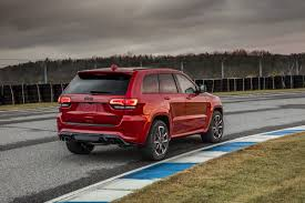 jeep custom wheels the jeep trackhawk is here with 707 hp and custom wheels
