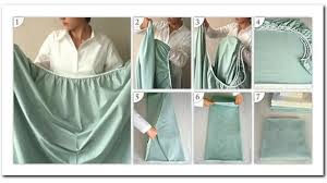 Folding Bed Sheets How To Make The Bed And Fold Your Sheet Properly Plain Live