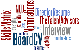 Board Of Directors Resume Sample by A Board Cv Needs A Point Of Difference The Talent Advisors