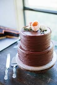 chocolate ganache homemade wedding cake wedding cakes