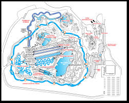 Blizzard Beach Map Disney U0027s Blizzard Beach Overhead Layout Super Bowl 2012