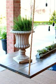 how to build a hanging table the home depot blog