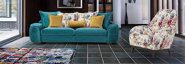 Teal Sofa Set by Madrid Sofa Set Lenova Furniture