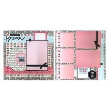 premade scrapbooks explore outdoors two premade scrapbook pages scrapbook