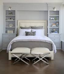 cost to remodel bedroom transitional with upholstered head board