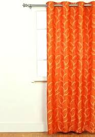 Burnt Orange Kitchen Curtains by Orange Curtains For Kitchen Best 2017 Rust Orange Kitchen Curtains