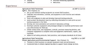 Field Service Technician Resume Sample by Field Tech Resume Field Service Technician Resume Technician