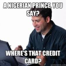nigerian scams know your meme