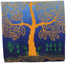 wholesale 18 x 18 inch unique warli art cushion cover faux silk wholesale 18 x 18 inch unique warli art cushion cover faux silk multi color tree of life throw pillow cover bulk suppliers from india home decor
