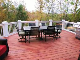 Hampton Bay Patio Dining Set - traditional deck with outdoor kitchen in farmington mn zillow