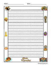 thanksgiving worksheets teaching