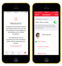 app health bracelet images How to setup medical id with ios 8 39 s health app 512 pixels png