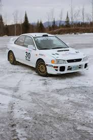 rally subaru snow why every car enthusiast needs to drive a subaru impreza