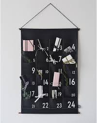 scandinavian wall clock scandinavian advent calendars to start the christmas countdown