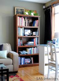 Room And Board Bookcase My Daring Design Decision And A Tour Of My Front Room Jenna Burger