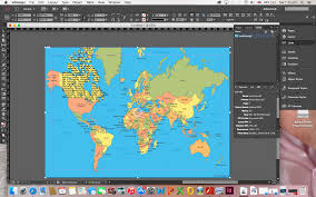 World Map Actual Size by Words Map Walaa Fadul