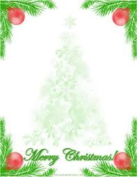 christmas letter template christmas letter clipart free