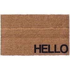 Holiday Doormat Modern Doormats Allmodern