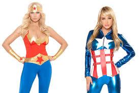 Names Halloween Costumes Comicsalliance Halloween Costume Countdown Generic Superheroines