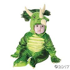 baby triceratops dinosaur costume 18 24 months oriental trading