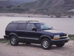 chevrolet blazer workshop u0026 owners manual free download
