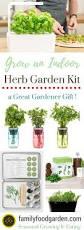 Indoor Herb Garden Kit Indoor Herb Garden Kits A Great Gardener Gift