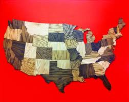 Map It Usa by Classic Usa Wall Map With Flags Mapscom United States Airport