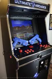 light gun arcade games for sale arcade cabinet plans golden tee google search bar pinterest