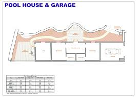 swimming pool house plans pool house plans plan 006p 0002 comtemporary 20 pool house plans