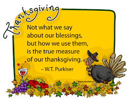 true measure of our thanksgiving quotes