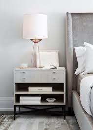 Dark Grey Nightstand Best 25 Modern Bedside Table Ideas On Pinterest Night Table