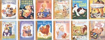 golden books about