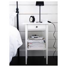 Small Accent Table Ls Side Table For Bedroom With Classic White Surface Small