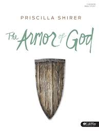 the armor of god priscilla shirer 9781430040279 amazon com books