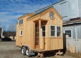 tiny house studio 8x16 tiny house on a trailer