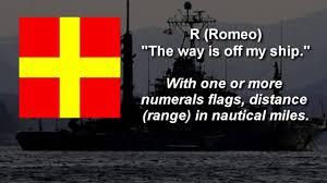 Nautical Code Flags Flag Alphabet International Maritime Signal Flags Youtube