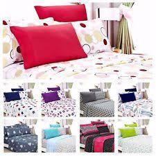 sheets sheets u0026 pillowcases ebay