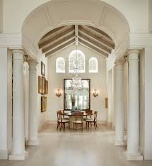 large dining room traditional with plaster oval bathroom mirrors