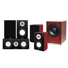 klipsch quintet 5 0 home theater speaker system 5 1 home theater usa