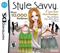 fashion games on the internet amazon com style savvy nintendo ds video games