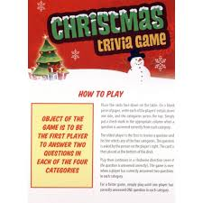 thanksgiving trivia games amazon com christmas trivia toys u0026 games