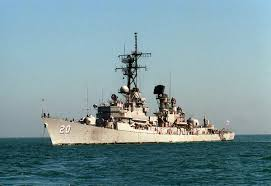 uss goldsborough ddg 20 wikipedia